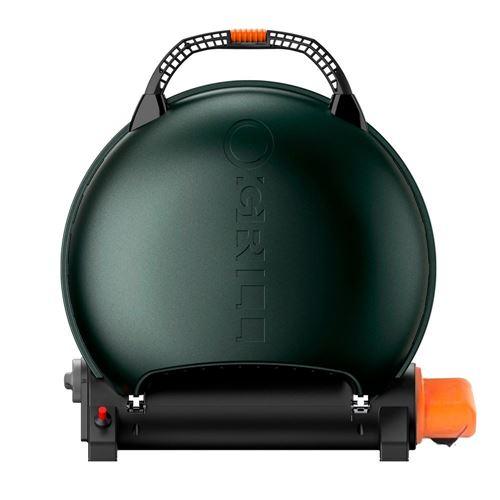O-Grill 600 gasgrill - Green - m/ gasstuds - FORUDBESTIL