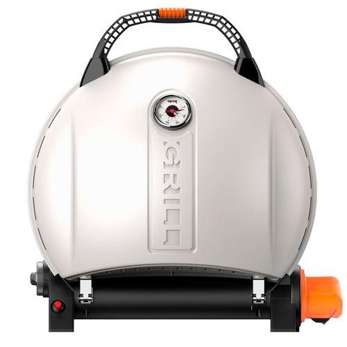 O-Grill 900T transportabel gasgrill - m termometer/gasstuds - FORUDBESTIL