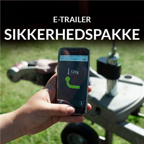 E-Trailer Sikkerhedspakke