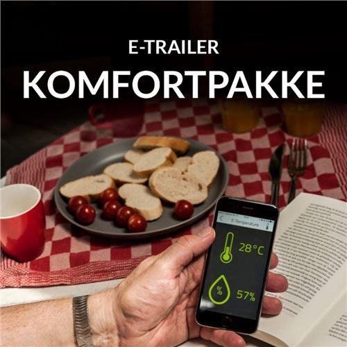E-Trailer Komfortpakke