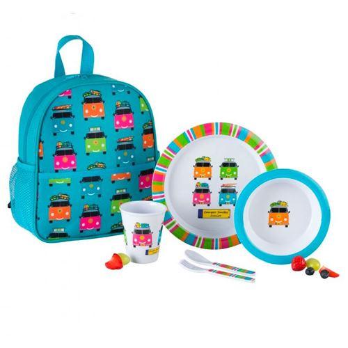 Servicesæt til børn - incl rygsæk