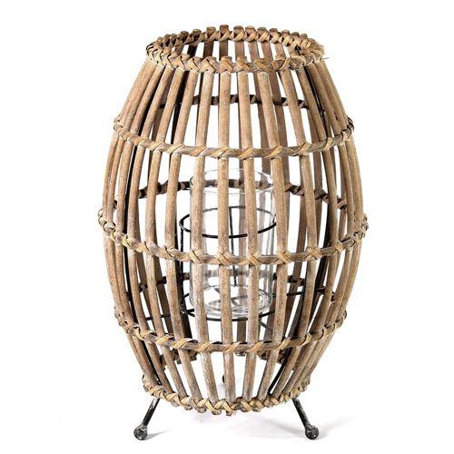 Bambus hurricane til lys