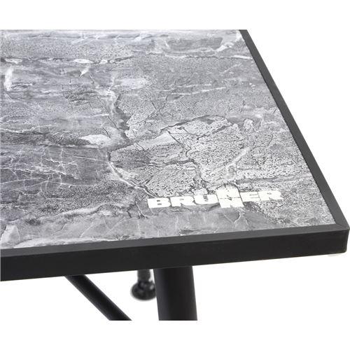 BRUNNER Elu letvægt campingbord 80 x 120 cm