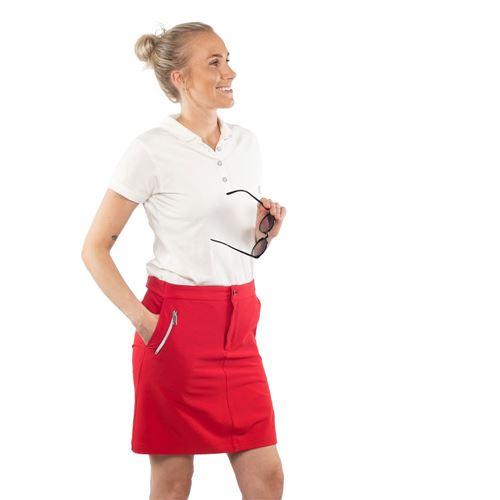 Tuxer Hollie skirt - Rød