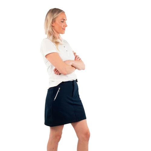Tuxer Hollie skirt - Dark Navy