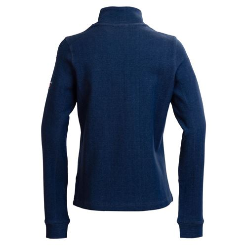 Tuxer Roze sweatjakke - Dark Navy