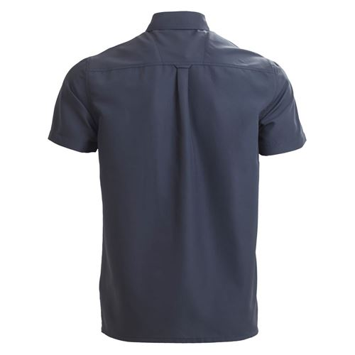 "Tuxer Field Skjorte Blue Grafit ""Green Choise"""