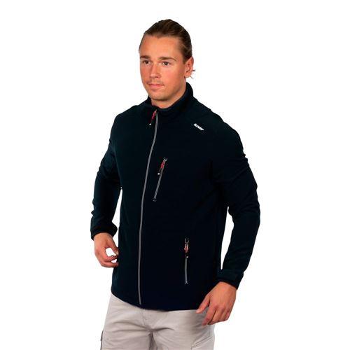 Tuxer Wellner Stretchlite jakke Str M  - Dark navy