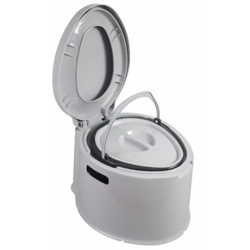Kampa Khazi - transportabelt toilet - FORUDBESTIL forv. Maj 2021