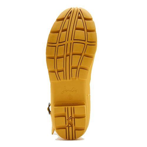 Tom Joules gummistøvle Molly Mid - gul med bi stk 37 - 1 stk