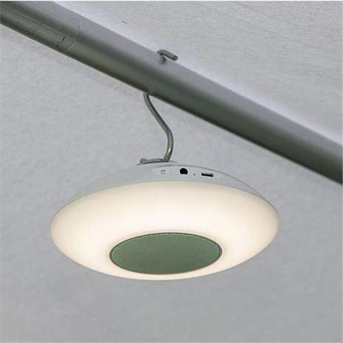 Bo Camp Aereola lampe/højtaler LED