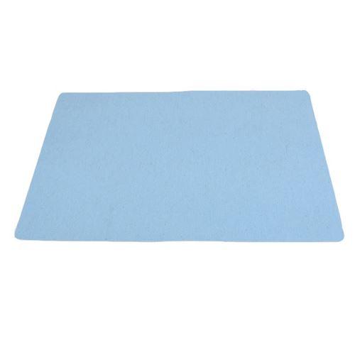 Gartex Dækkeserviet 30x43 - Lys blå