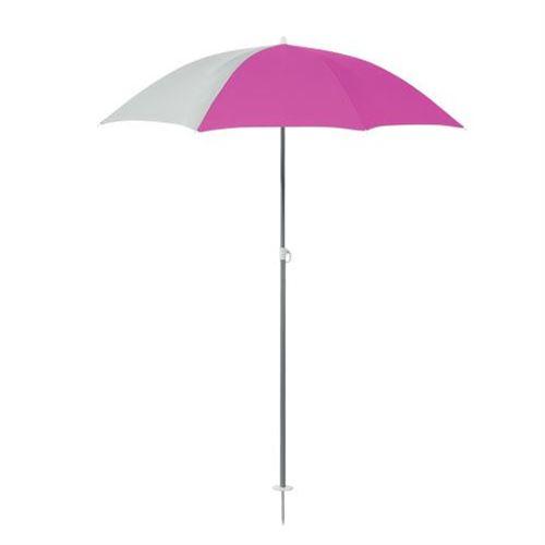 Strand-parasol Easy - med UV-filter  Ø180 cm - flere farver