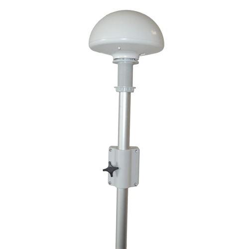 TERTEK DAB+ og TV antenne m/mast