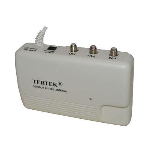 TERTEK Internet MIMO, DAB+ og TV antenne m/mast