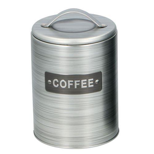 Kaffedåse i metal 15 cm/ø 11 cm - Vælg farve
