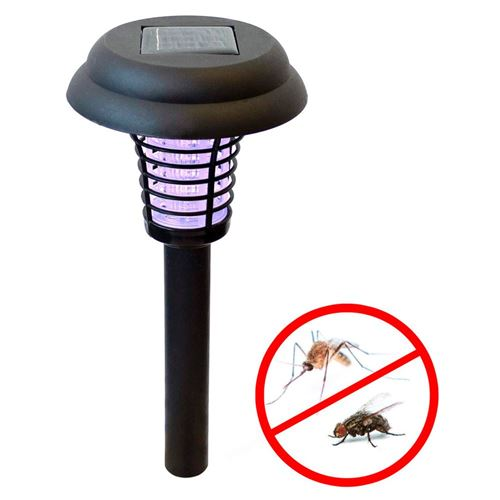 Grundig 2 i 1 Solar havelampe og insektkiller