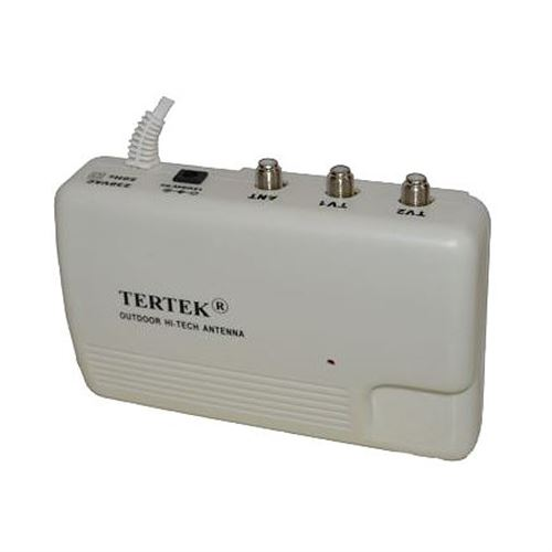 TERTEK DAB+ og TV antenne u/mast
