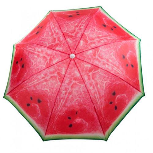 Strandparasol - Vandmelon