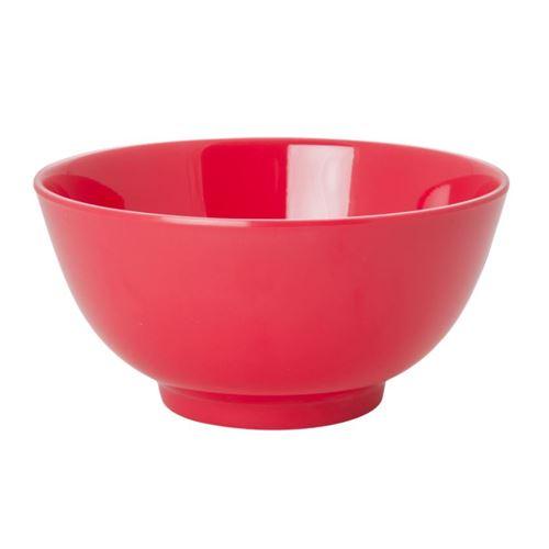 RICE skål ø15cm - Rød