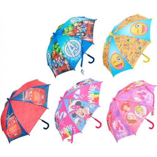 Paraply med Disneymotiv til børn