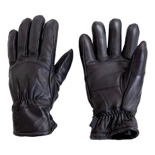 Tuxer Tell herrehandsker i imiterede læder og Thinsulate TM