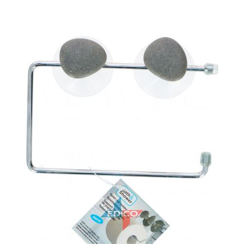 Toiletpapirholder m/sugekop