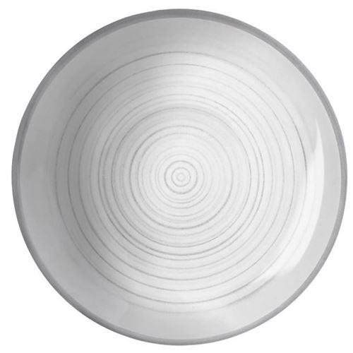 Bellagio dyb tallerken/ skål Ø 21 cm