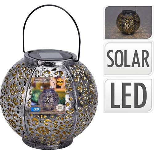 LED solcelle lanterne