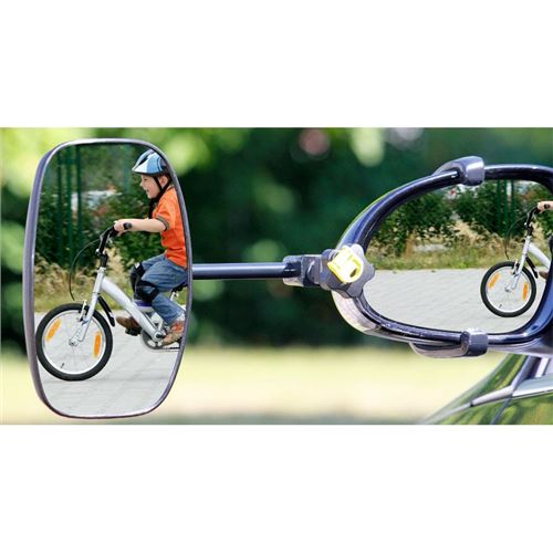 Emuk campingspejle - formstøbt til bilmodel