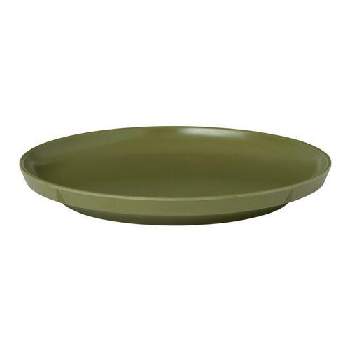 Rosendahl tallerken, Ø19,5 cm. Olivengrøn | 2 stk