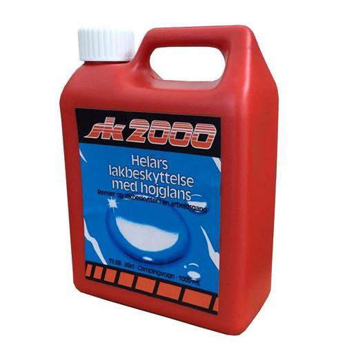 sk 2000 rengøring og lakbeskyttelse, 1000 ml
