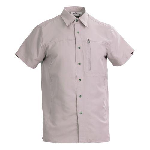 Tuxer Field Herre skjorte Shetland Grey - Nyhed