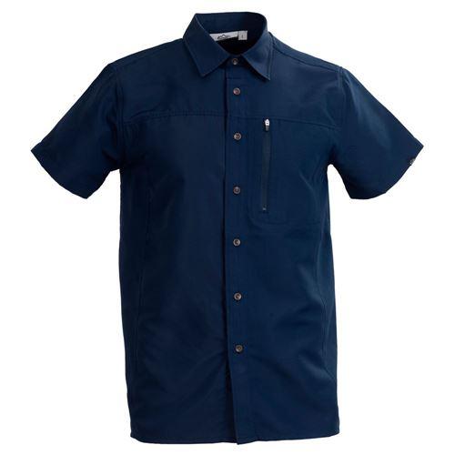 Tuxer Field Herre skjorte Dark Navy - NYHED