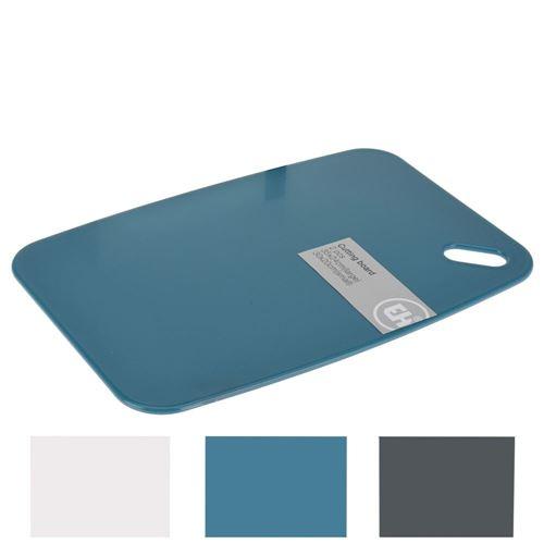 2xSkærebræt i plast 35x24 / 30x20cm - vælg farve