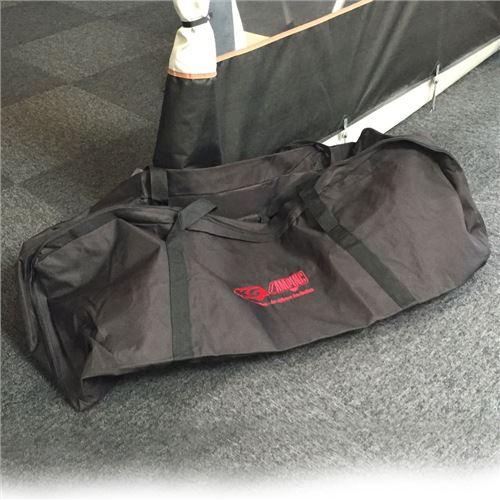 Taske til fortelt KG logo