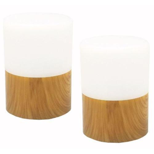 Bordlampe RY - bambus - pk. m/2 stk Kundeklub