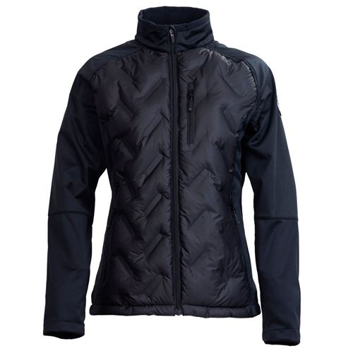 Tuxer Hanna hybrid jakke - Sort | Green Choise