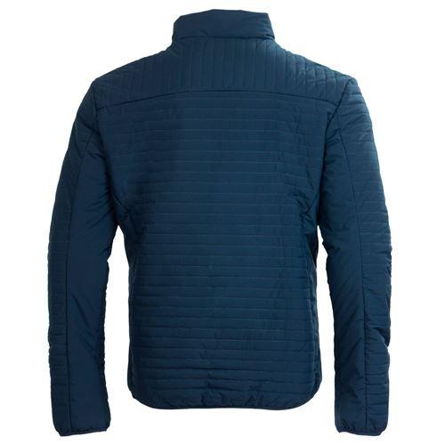 Tuxer Brisk Vateret jakke Dark Navy - Recycled