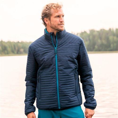 Tuxer Brisk Vateret jakke Dark Navy - Recycled NYHED