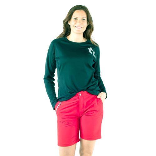 Tuxer Fleur shorts - Rød
