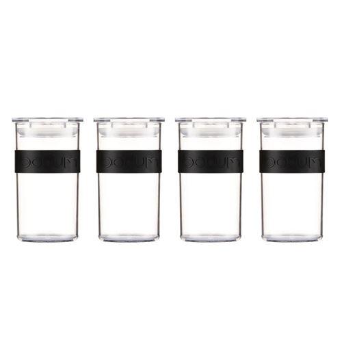 Bodum Presso Opbevaringsglas 0,25l - 4 stk