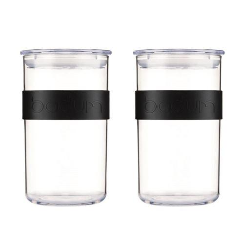 Bodum Presso Opbevaringsglas 1l - 2 stk