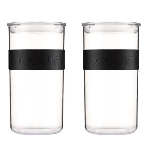 Bodum Presso Opbevaringsglas 2l - 2 stk