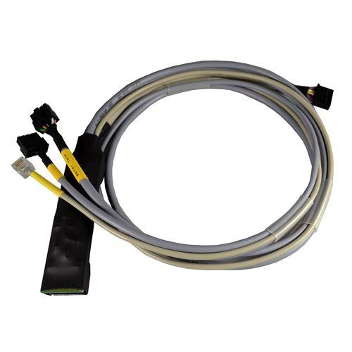 Kommunikationskabel til Elektroblocks CBE for PC1xx/2xx/3xx Model og DS Elektroblock med 16-pol stik