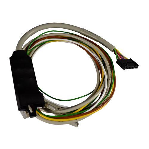 Kommunikationskabel til Elektroblocks Schaudt CSV Lumberg med 10-pol stik