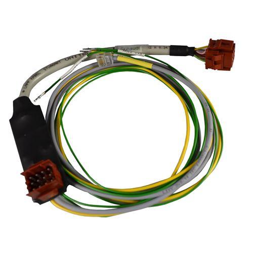 Kommunikationskabel til Elektroblocks Schaudt EBL AMP med 12-pol stik