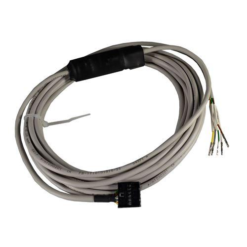 Kabel til aflæsning af spildevandsstand for Schaudt Kontrol- / betjeningspanel 10 m