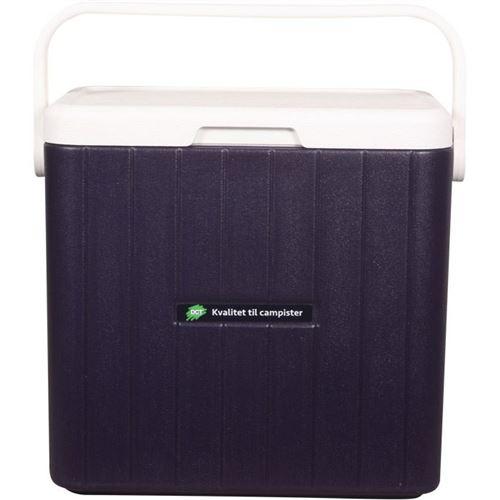 DCT køleboks, 27 liter - ekstra god isolering