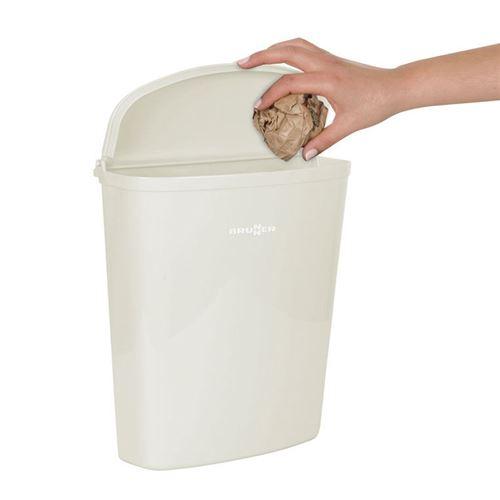 Affaldsspand til ophængning 5,5 liter